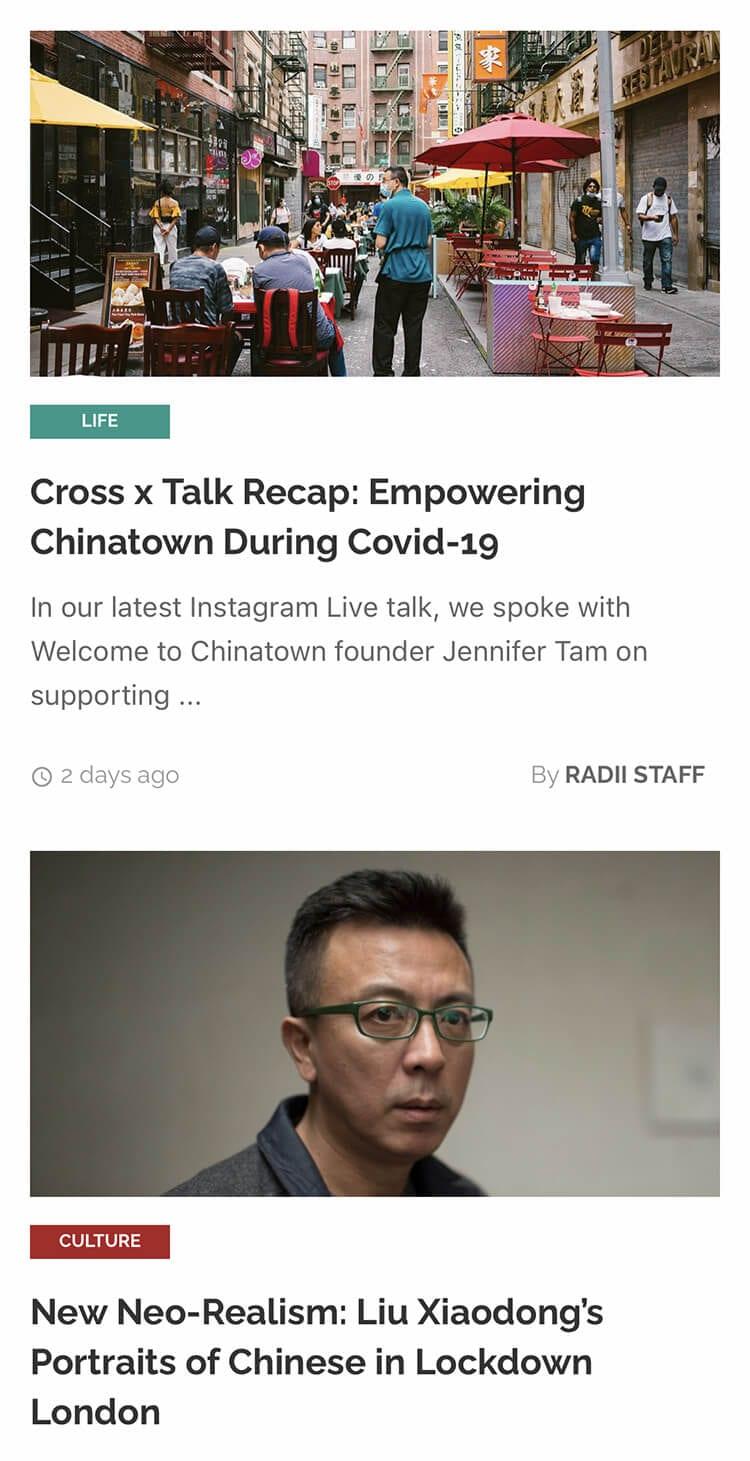 Start.it x Radii China