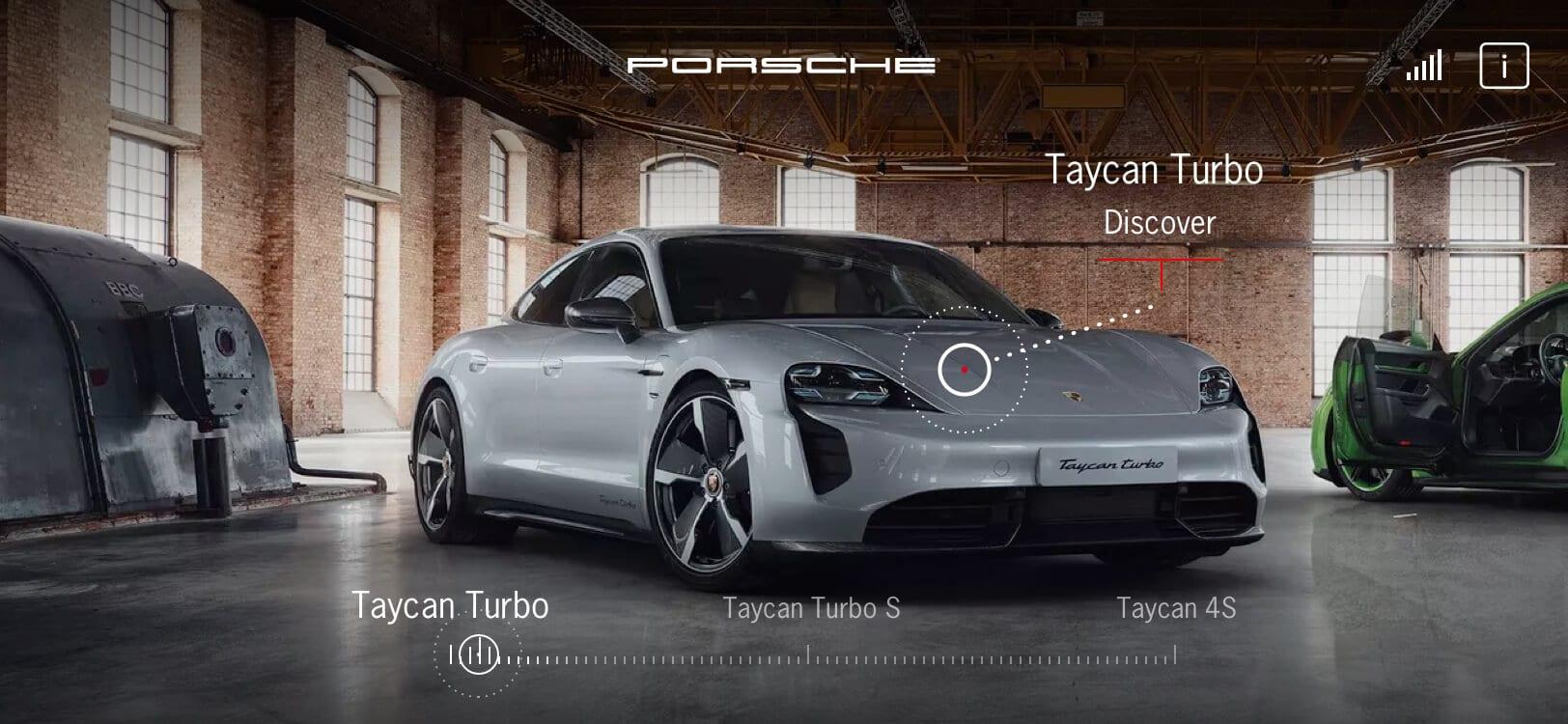 Start.it x Porsche Taycan 2020