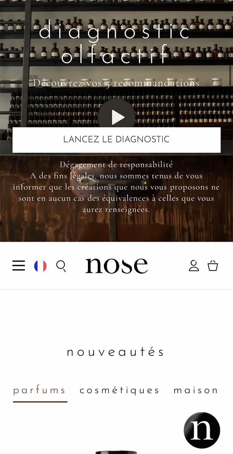Start.it x Nose Paris